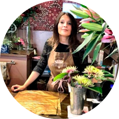 Nicoletta, Floral Designer Frida's Store Padova