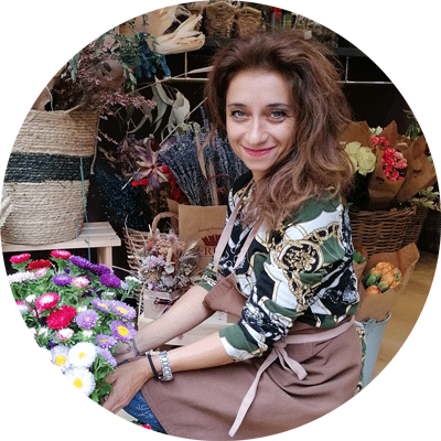 Floral Designer Frida's Store Pontedera - Chiara