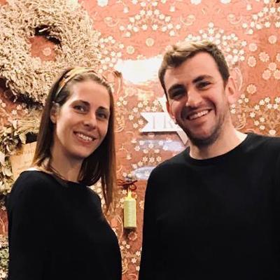 Serena & Lorenzo, Floral Designer Frida's Store Trento