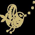 Frida's fiori online, uccellino mascotte