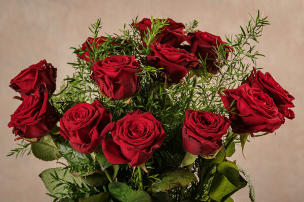 Red Rose Bouquet, fresh online flowers home delivery