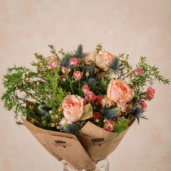 Bouquet Luxury Rosa, luxury collection by Frida's
