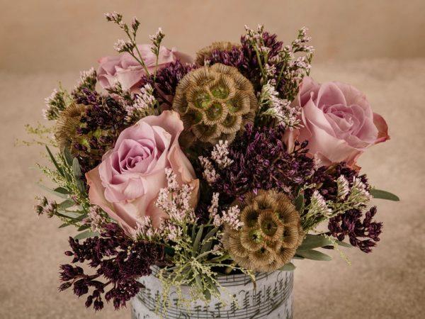Il Sushi DeepFall, bouquet di fiori online con consegna a domicilio
