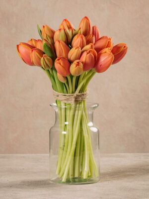 Tulip Bouquet, online fresh flowers home delivery