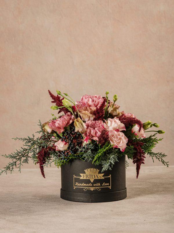 Cappelliera Creativa media, affidati ai nostri Floral Designer