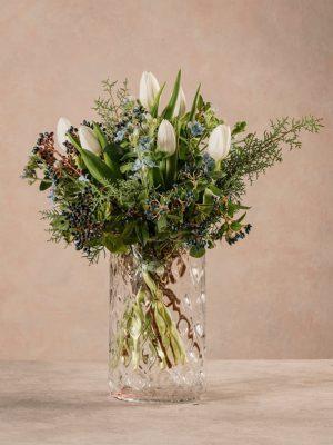 Bouquet Siddharta bouquet invernale di fiori freschi Frida's. Consegna a domicilio