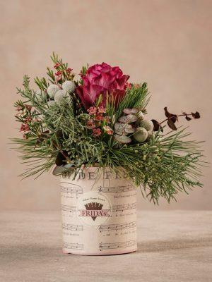 Sushi Winter, bouquet di fiori freschi online con consegna a domicilio in tutta Italia