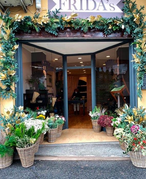 Frida's Store Roma Axa