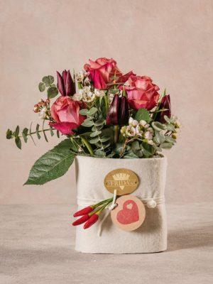 Flower Brick Once Upon a Time, per celebrare un amore da favola