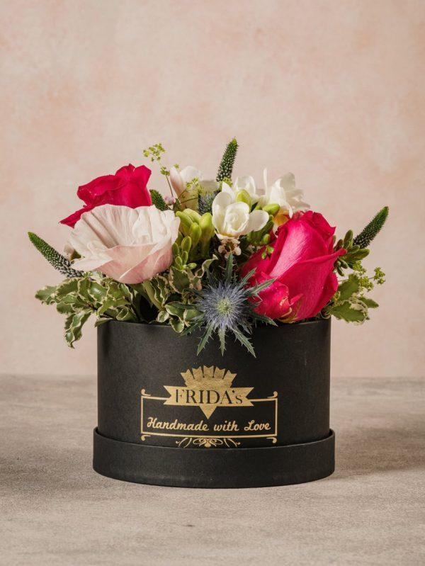 Cappelliera Creativa Media, fiori di alta qualità