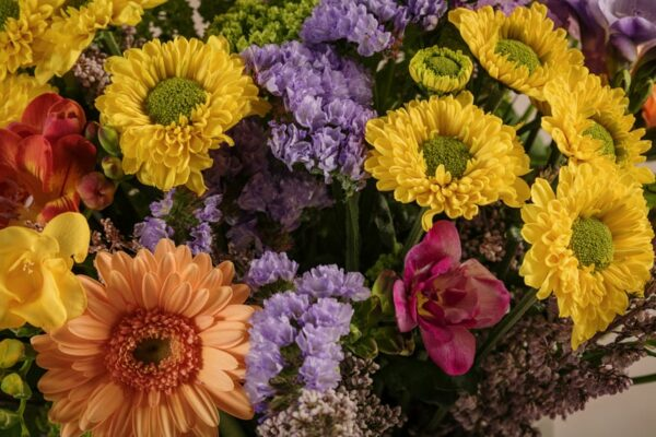 Bouquet Joy, fiori freschi online Spring Collection Frida's