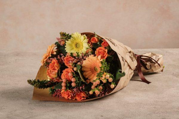 Bouquet , fiori freschi con consegna a domicilio in tutta ItaliaSunset