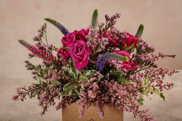 Box Primavera fiori freschi online consegna a domicilio