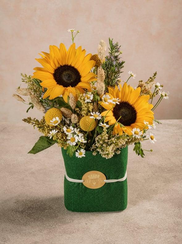 Flowe Brick Summer Field, fiori freschi online consegna a domicilio in tutta Italia