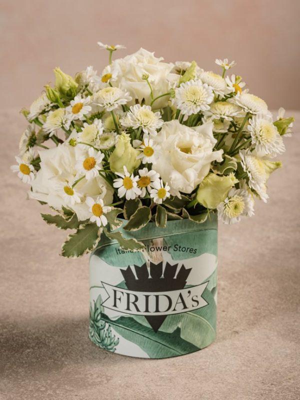 Sushi Candido, fiori freschi online by Frida's