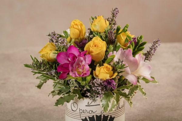 Sushi Spring, un piccolo bouquet della collezione primavera Frida's