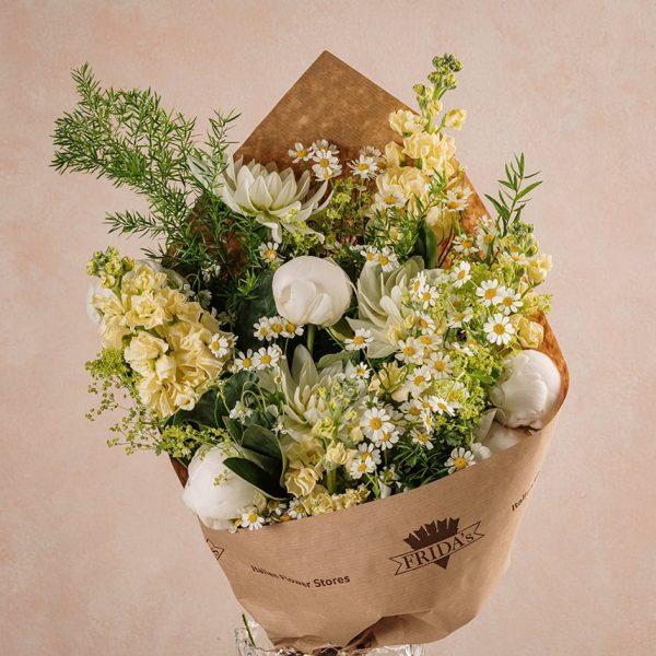 Bouquet Luxury Luce bouquet di fiori freschi di altissima qualità, consegna a domicilio