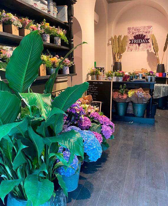 Frida's Store Milano Baracca