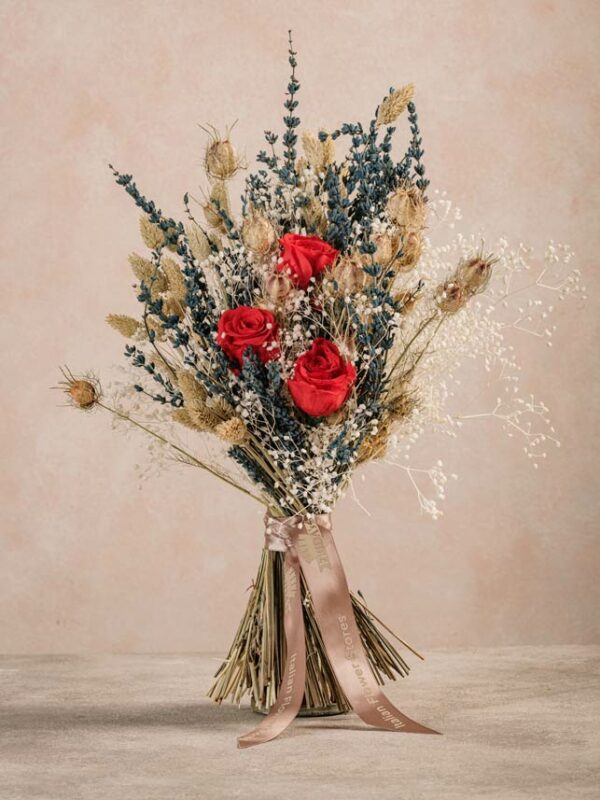 Bouquet Summer Lover, fiori stabilizzati Frida's. Consegna a domicilio