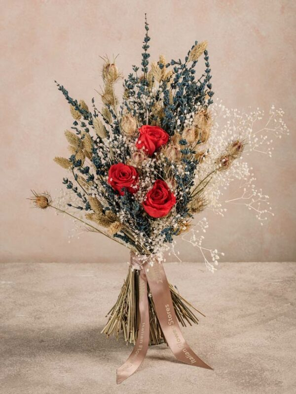 Bouquet Summer Lover, fiori estivi stabilizzati Frida's.