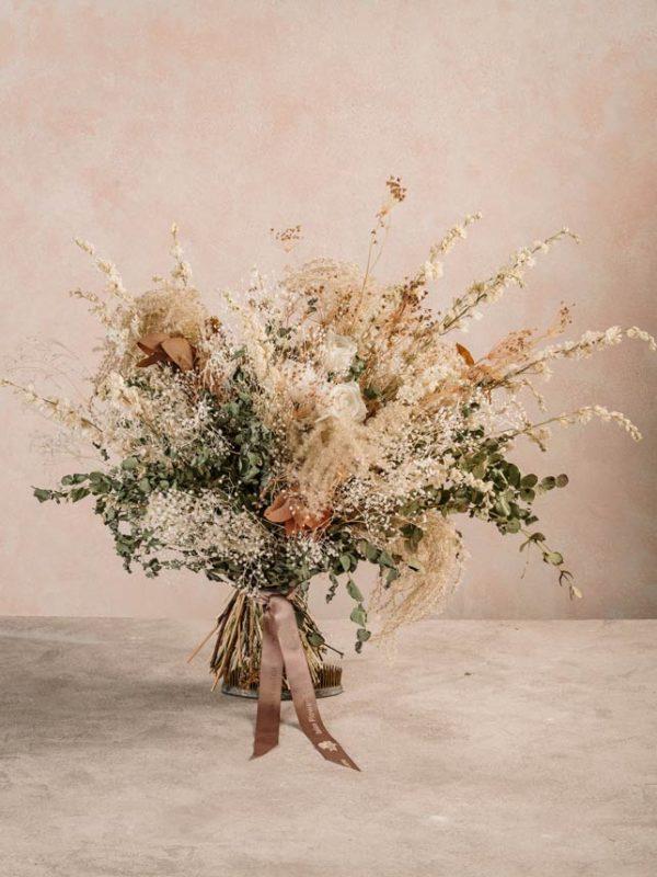 Bouquet Estate Chic, fiori estivi stabilizzati Frida's.