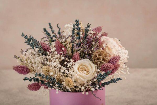 Cappelliera Mini Raggio di Luna fiori estivi, Summer Collection Frida's.