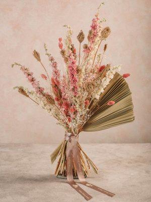 Bouquet Vento d'Estate Fiori e piante stabilizzati, fiori estivi by Frida's.