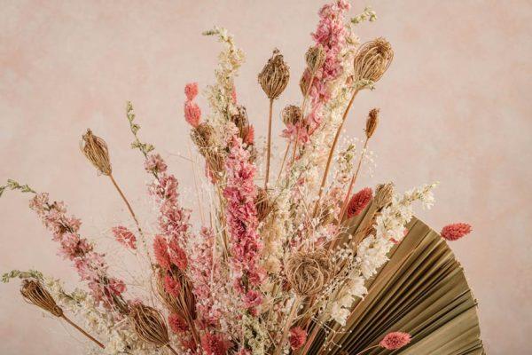 Bouquet Vento d'Estate, fiori stabilizzati Frida's. Consegna a domicilio