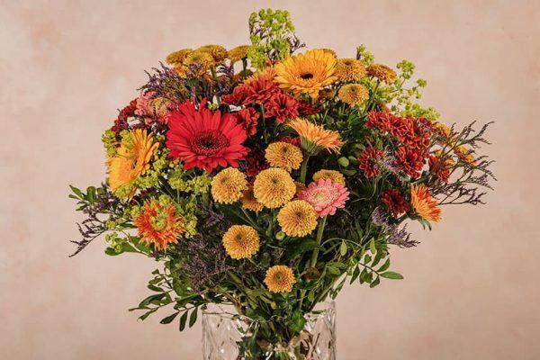 Bouquet Glow Frida's, fiori autunnali