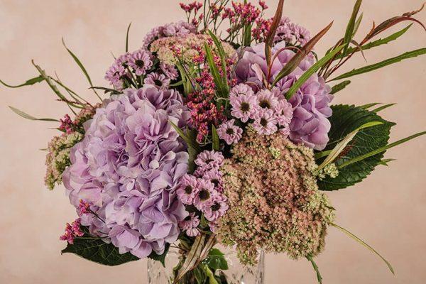 Bouquet Ortensie Frida's bouquet di ortensie altissima qualità