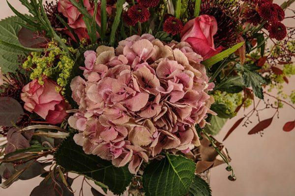 Bouquet Ortensie Luxury Frida's ortensie e fiori di altissima qualità