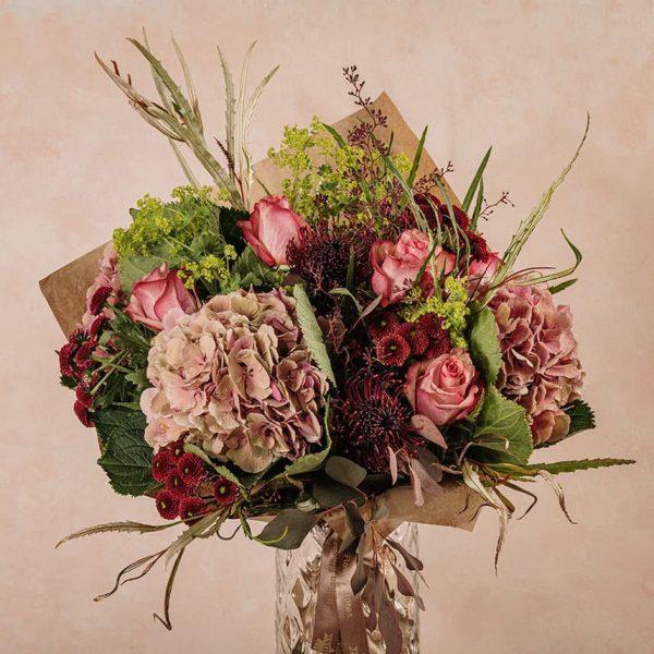 Bouquet Ortensie Luxury bouquet di fiori e ortensie luxury