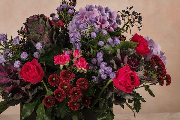 Cappelliera Creativa Luxury, Luxury Collection di rose e fiori di stagione Frida's