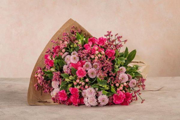 Bouquet Nastro Rosa - Campagna LILT 2021